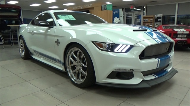 New 2017 Ford Mustang Shelby Super Snake 2d Coupe